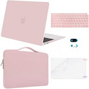 MOSISO MacBook Air 13 inch Case 2020 2019 2018 Release A2179 A1932