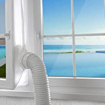 AGPTEK 400CM Flexible Window Seal for Portable Air Conditioner And Tumble Dryer