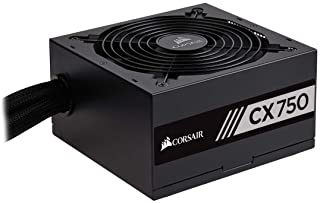 Corsair CP-9020061-UK Builder Series CXM750 ATX/EPS Semi-Modular 80 PLUS Bronze Power Supply Unit