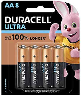 Duracell 32054 Ultra Type AA Alkaline Batteries