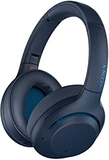 Sony WH-XB900N Wireless Bluetooth Noise Cancelling Extra Bass Headphones with 30 Hours Battery Life