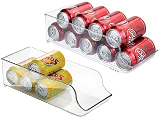 mDesign Can Holder for Pantries