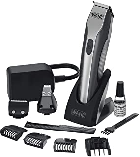 WAHL Lithium Ion Optimus Cord/Cordless Haircutting & Beard Trimmer Grooming Kit