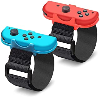 """[2in1 Pack] Wrist Strap of Joy-Con for """"Just Dance 2020/2019/2018/2017"""""""