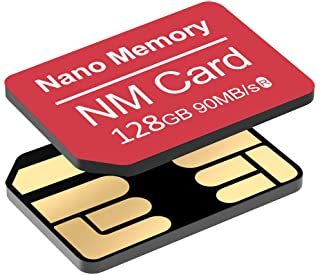 Nano 128GB Memory Card 90MB/S Nano Memory Card NM Card only Suitable for Huawei P30/P30pro and Mate20 Series