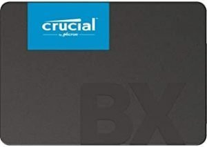 Micron Consumer Products Group Crucial BX500 240gb Client Drive - 3D Nand 2.5 ssd