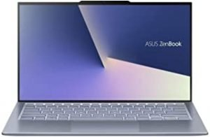 Asus Zenbook S13 UX392FN-AB009T Ultrabook (Utopia Blue) - Intel i7-8565u 4.6 GHz