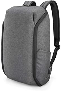 15 Inch Laptop Business Travel computer Backpack I Waterproof Anti Theft External USB Charging I Suitable for Men Women Boys Girls Students I Work Office School Bag - By Santhome