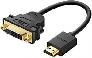 UGREEN HDMI to DVI 24+5 Male to Female Adapter Cable