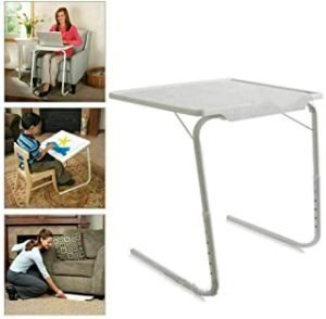 Foldable Portable Adjustable Tray Table Laptop Desk Bed Office Mate TV Dinner AU [saf]