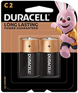 Duracell 32057 Type C Batteries