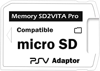 SD2VITA Pro Adapter 3.0 for PS VITA 3.60 HENKAKU Micro SD Memory Card PSVITA