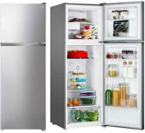 CHiQ 450 Liter Top Mount Refrigerator with Twin Cooling