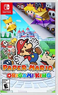 Paper Mario: The Origami King - Nintendo Switch (UAE Version)