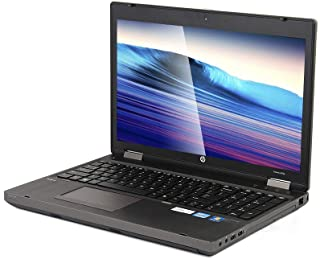 "Renewed HP 15.6"" ProBook 6570B Laptop with Inte Dual-Core i5-3320M Processor"