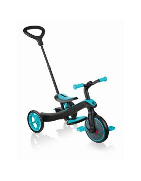 Globber Trike - Explorer 4 in 1 - Teal