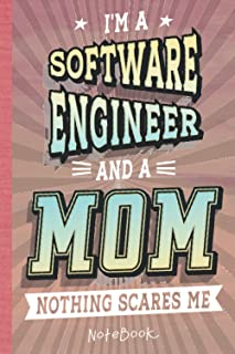 Software Engineer: Notebook/Journal (6x9 100 Pages) Gift for Colleagues