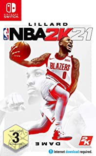 NBA 2K21 - UAE NMC Version (Nintendo Switch)