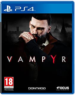 Vampyr Video Game (PS4)