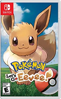 Pokemon Let's Go Eevee Nintendo Switch by Nintendo