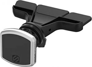 SCOSCHE MPD-XTPP1 MagicMount Pro Universal Magnetic Mount Holder for Mobile Devices CD Slot MPCD-XTPR1