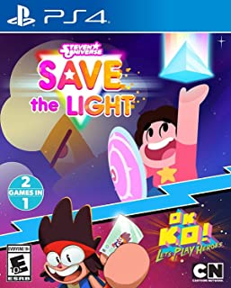 Steven Universe: Save The Light & OK K.O.! Let's Play Heroes - PlayStation 4