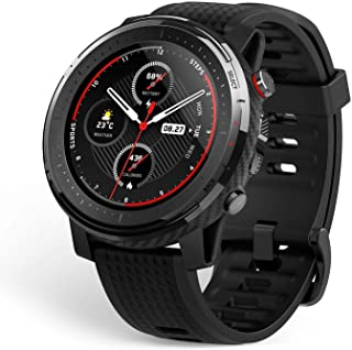 Amazfit Stratos 3 Smartwatch (Black)