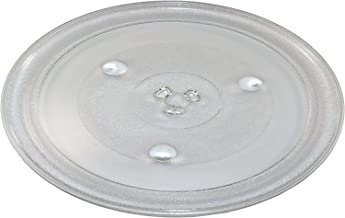 """BePrincess 12.4""""/31.5cm Microwave Glass Plate Replacement"""