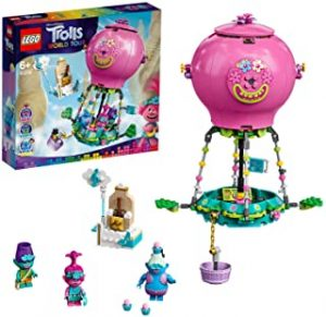 LEGO 41252 Trolls Poppy's Hot Air Balloon Adventure