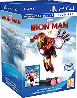 Marvel's Iron Man - PlayStation VR with Move Controller PS4 (PS4)