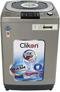 CLIKON - FULLY AUTOMATIC TOP LOADING WASHING MACHINE