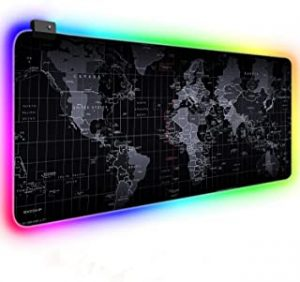 Extended RGB Mouse Pad Mat