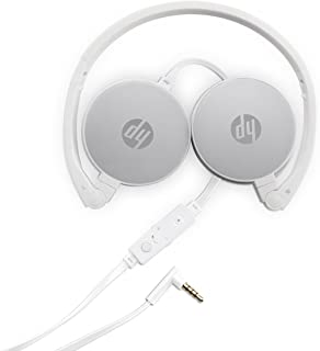 HP Stereo Headset H2800 In-Line Mic Hands-free White - 2AP95AA