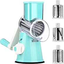 Perkisboby Rotary Vegetable Grater