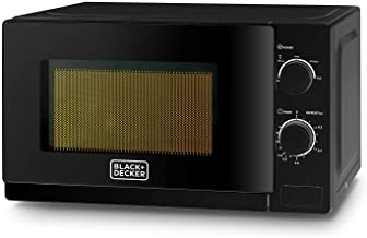 Black+Decker 20 Liter Microwave Oven with Defrost Function