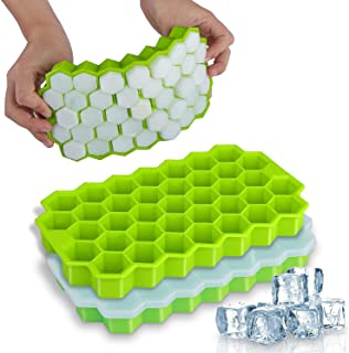 Evertree 2 Pack Ice Cube Trays