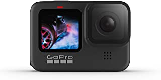 GoPro HERO9 Black - Waterproof Action Camera with Front LCD and Touch Rear Screens