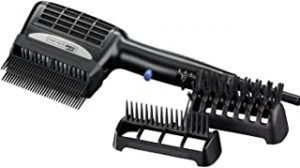 Conair 1875W 3-in-1 Ceramic Styler; 3 Attachments to Detangle/Straighten/Volumize