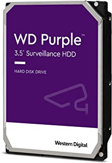 Western Digital Purple 2TB Surveillance Hard Drive 2TB WD20PURZ