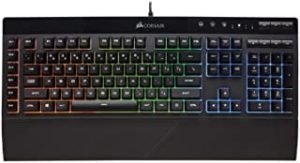 Corsair K55 RGB Gaming Keyboard PC / Mac