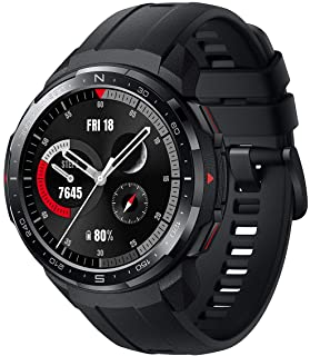 Watch GS Pro Rugged Outdoor Smartwatch with 5ATM Waterproof Sports Watch with 100 Workout Modes Wearable Fitness with Heart Rate Sleep Music Player for Phone Calls