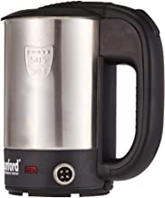 Sanford Stainless Steel Travelling Electric Kettle - 0.5 litre