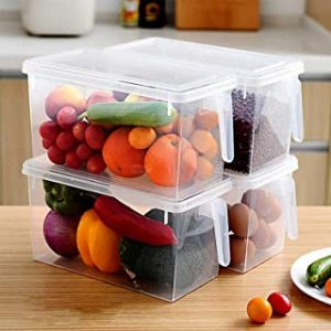 Fridge Plastic Food Storage Container