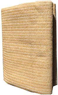 Shade Cloth Outdoor Thicken Sunscreen 90% UV Protection Breathable Washable Sun Room Beige
