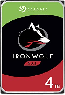 Seagate IRONWOLF 4TB 5900rpm 64MB