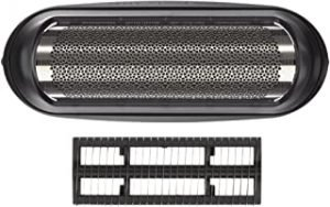Braun Shaver Replacement Part 10B/20B Black - Compatible with cruZer and Series 1 shavers