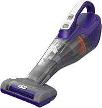 Black+Decker 12V 1.5Ah Li-Ion 400ml Cordless Dustbuster Handheld Pet Care Vacuum with Motorized Pet Head