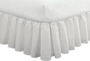 Fresh Ideas Bedding Ruffled Bedskirt