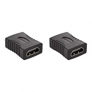 AmazonBasics HDMI Coupler (2 Pack)