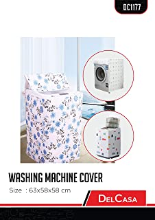 Delcasa Washing Machine Cover